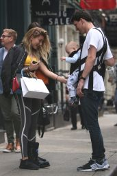 Hailey Baldwin - Out in New York City 5/17/2016