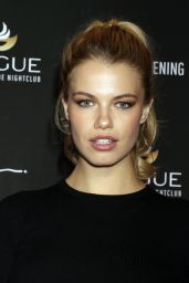 Hailey Clauson – Intrigue Nightclub Grand Opening in Las Vegas 4/29/2016