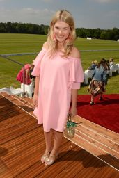 Hannah Arterton - Audi Polo Challenge in Berkshire, UK 5/29/2016