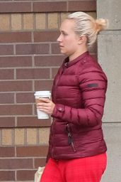 Hayden Panettiere Street Style - Out in Utah, May 2016