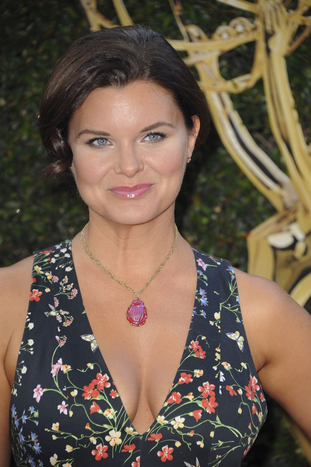 Heather Tom – Daytime Creative Arts Emmy Awards 2016 in ...