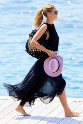 Heidi Klum at Eden Roc in Antibes, France 5/17/2016