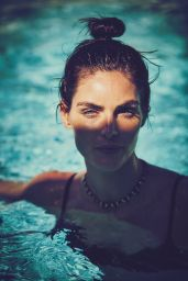 Hilary Rhoda - Photoshoot for Madamie Figaro Magazine April 2016