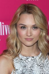 Hunter Haley King - OK Magazine