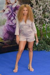 Imani – 'Alice Through The Looking Glass' Premiere at Odeon Leicester Square in London