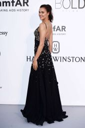 Irina Shayk – amfAR's Cinema Against AIDS Gala in Cap d'Antibes, France, 5/19/2016