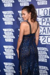 Irina Shayk – L'Oreal Party at 69th Cannes Film Festival 5/18/2016