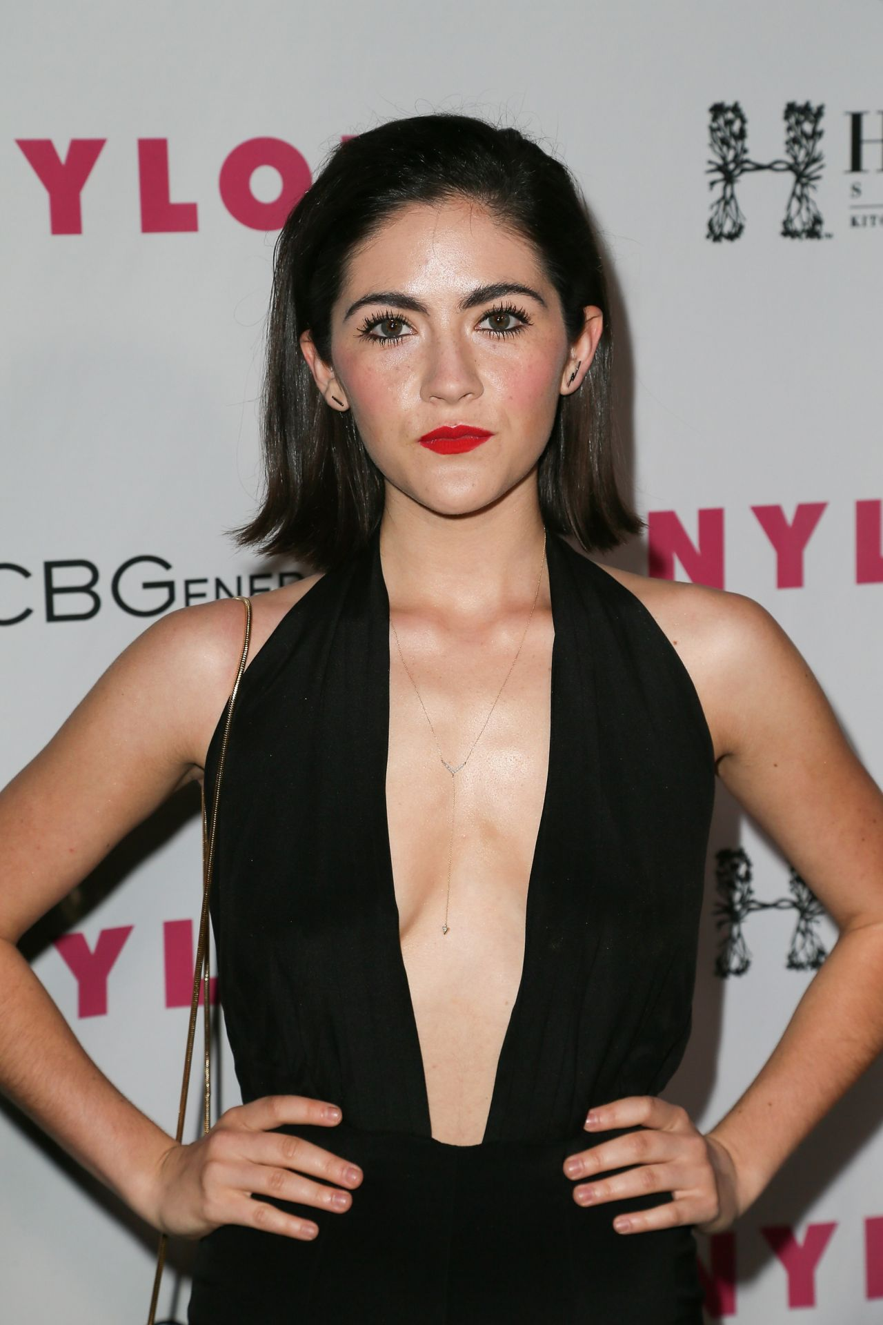 Isabelle Fuhrman – NYLON Young Hollywood Party Presented ...