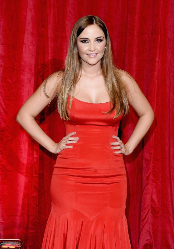 Jacqueline Jossa – British Soap Awards 2016 in London, UK