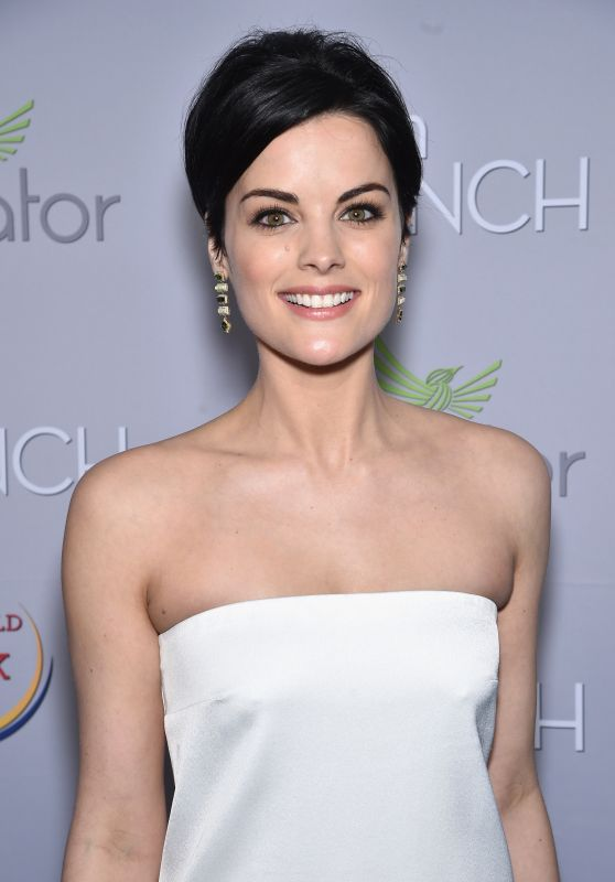 Jaimie Alexander on Red Carpet - Garden Brunch in Washhington D.C. 4/30/2016