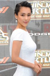 Jane Wu – 'Teenage Mutant Ninja Turtles: Out of the Shadows' Premiere in New York City 5/22/2016