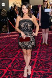 Janel Parrish – 'Alice Through The Looking Glass' Premiere at the El Capitan Theatre in Hollywood