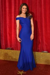 Jasmine Armfield - British Soap Awards 2016 in London, UK
