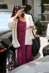 Jenna Dewan - Leaving Epione Cosmetic Laser Center in Beverly Hills, May 2016