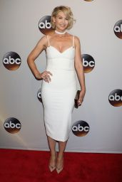 Jenna Elfman – ABC Upfronts, David Geffen Hall, New York City, 5/17/2016