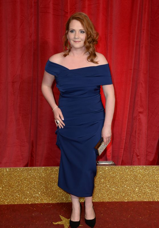 Jennie McAlpine – British Soap Awards 2016 in London, UK