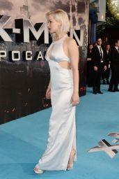 Jennifer Lawrence - X-Men: Apocalypse Premiere in London, UK 5/9/2016