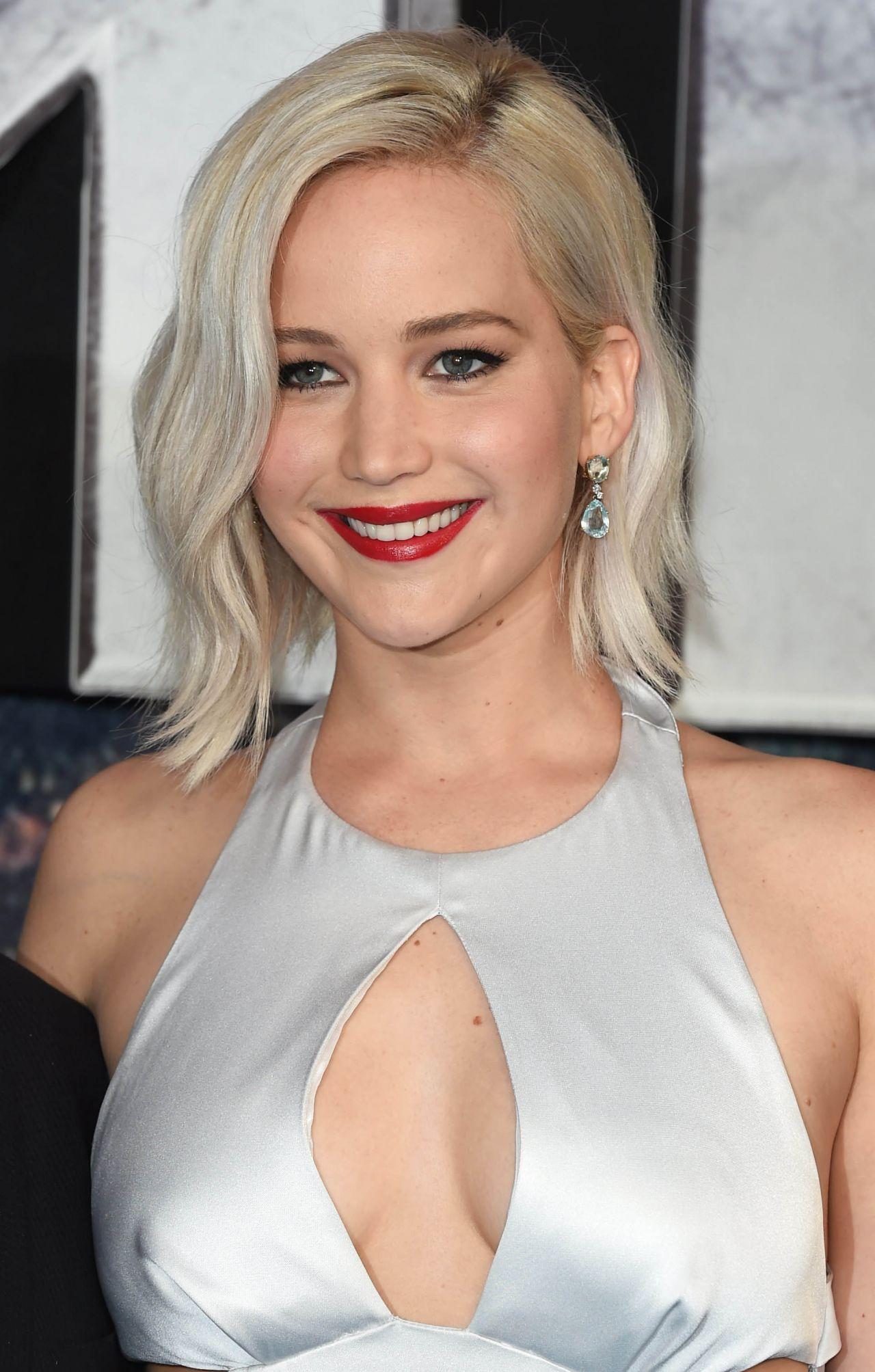 Jennifer Lawrence - X-Men Apocalypse Premiere In London -2187