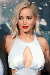 Jennifer Lawrence - X-Men: Apocalypse Premiere in London, UK 5/9/2016