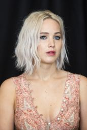 Jennifer Lawrence -  X-Men: Apocalypse Press Conference in London 5/9/2016