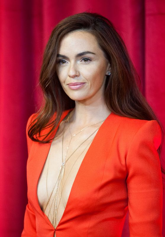 Jennifer Metcalfe - British Soap Awards 2016 in London