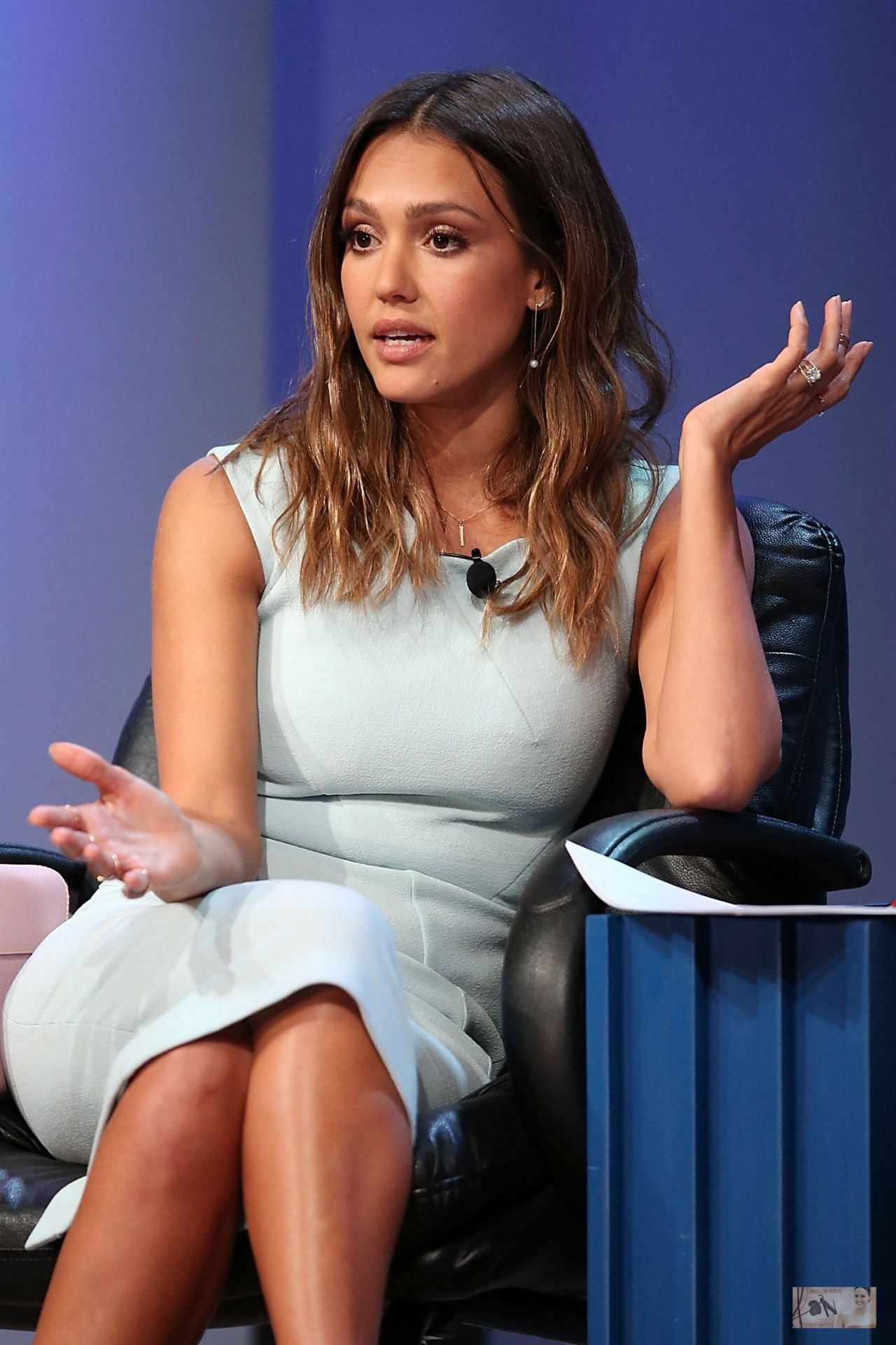 Jessica Alba – 2016 Milken Institute Global Conference in Beverly ...