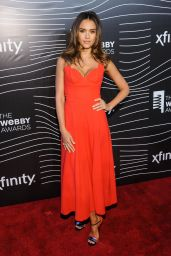 Jessica Alba - 20th Webby Awards in New York 5/16/2016