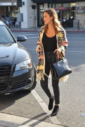 Jessica Alba Street Style - Out in Beverly Hills 5/1/2016