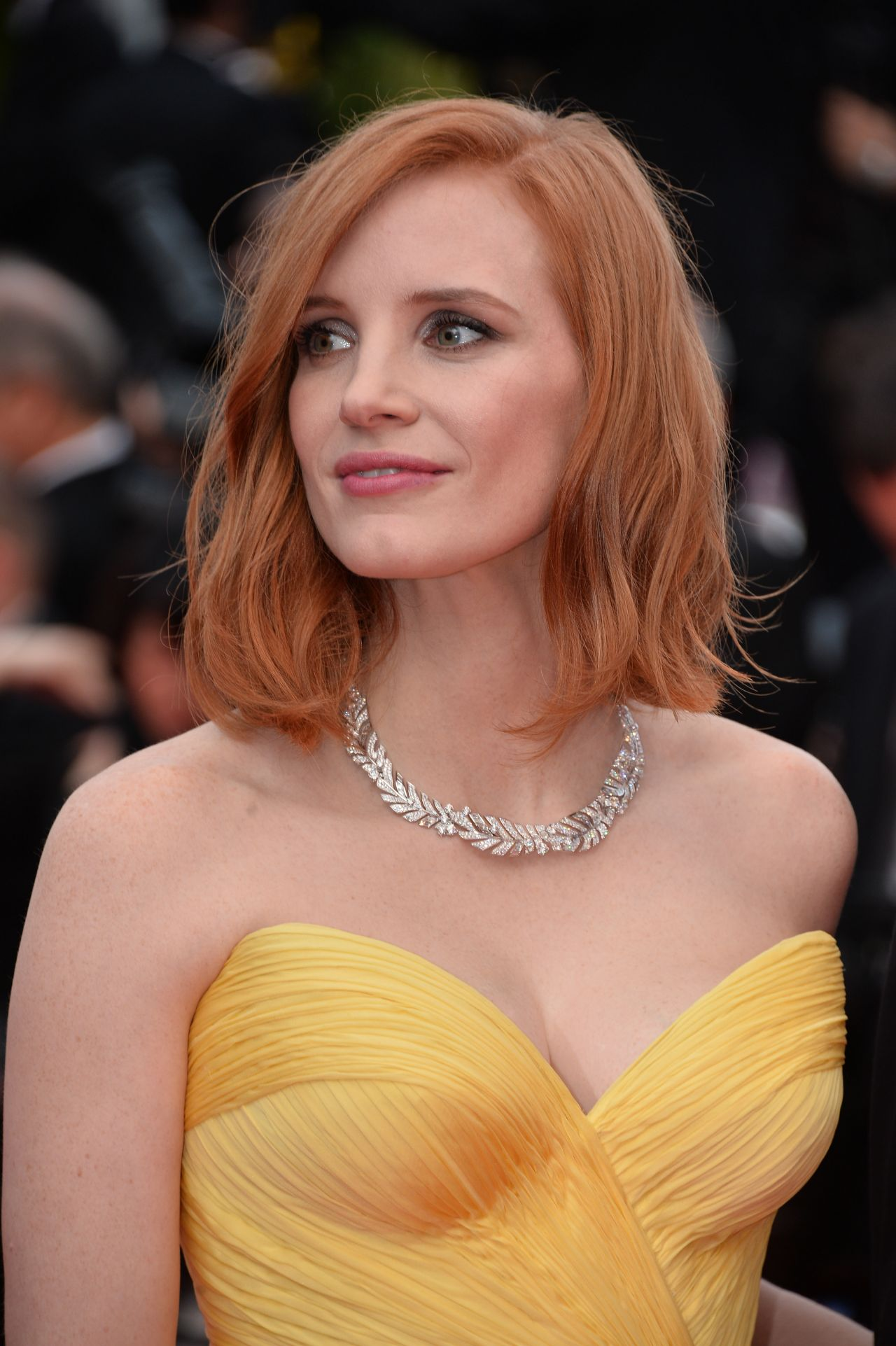 Jessica Chastain - 'Cafe Society' & Opening Gala - 2016 ... Jessica Chastain