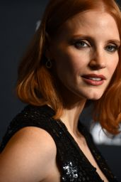 Jessica Chastain Chic Outfit - Jazz At Lincoln Center 2016 Gala in NYC 5/9/2016
