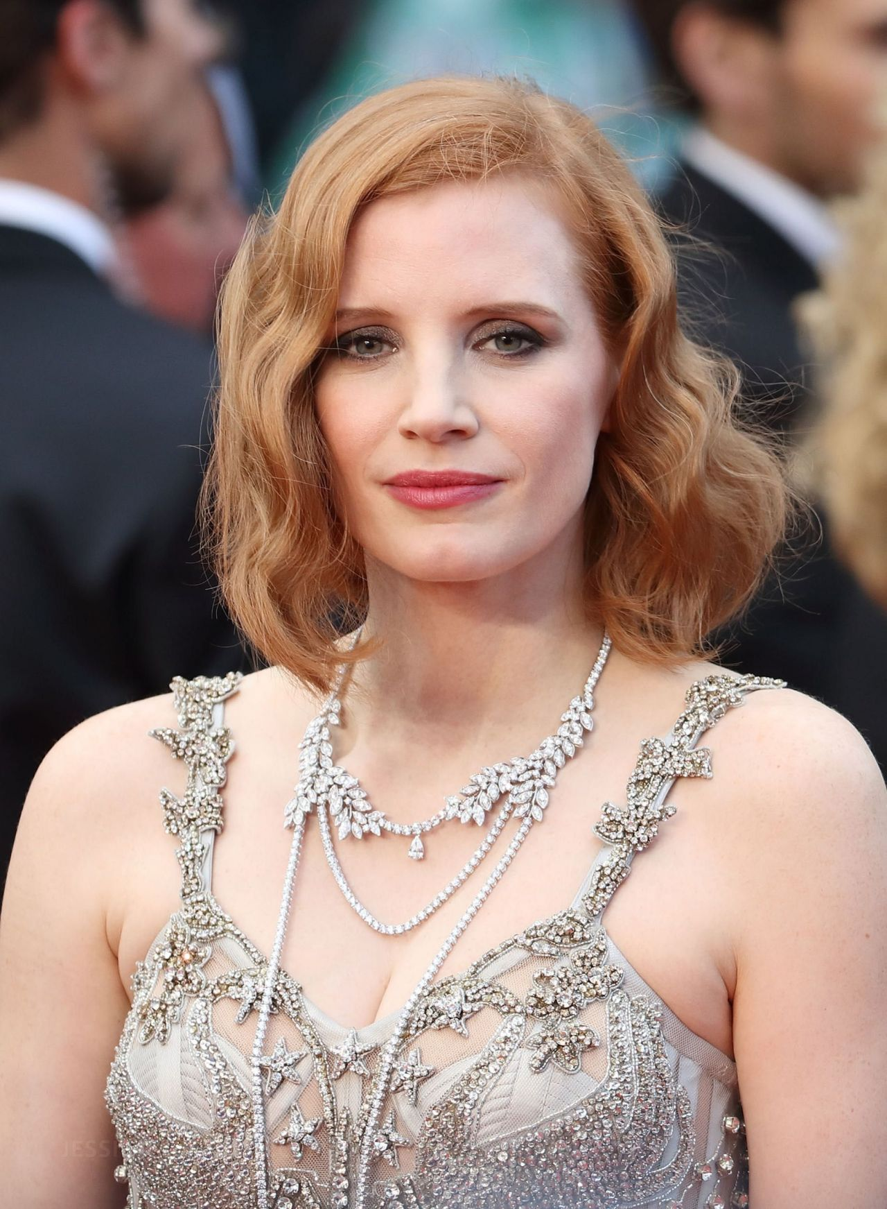 Jessica Chastain - 'Money Monster' Premiere - 2016 Cannes ...