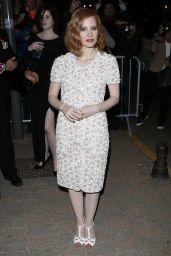 Jessica Chastain - Vanity Fair Dinner - 2016 Cannes Film Festival 5/12/2016