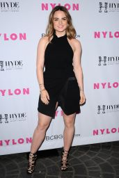 Joanna JoJo Levesque – NYLON Young Hollywood Party Presented By BCBGeneration 5/12/2016