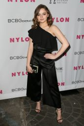 Joey King – NYLON Young Hollywood Party Presented By BCBGeneration 5/12/2016
