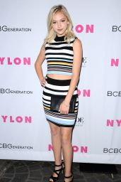 Jordyn Jones – NYLON And BCBGeneration's Annual Young Hollywood May Issue Event in Hollywood 5/12/2016