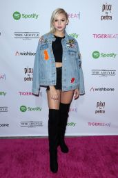 Jordyn Jones – Tiger Beat Magazine Launch Party in Los Angeles 5/24/2016