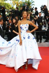 Jourdan Dunn – 'The Unknown Girl (La Fille Inconnue)' Premiere at 69th Cannes Film Festival 5/18/2016