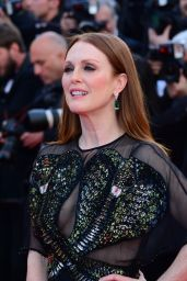 Julianne Moore – Opening Ceremony at Palais Des Festivals in Cannes, France 5/11/2016