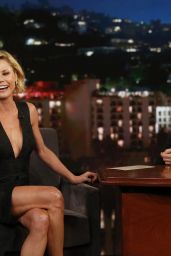 Julie Bowen Appeared on Jimmy Kimmel Live in Hollywood, May 2016