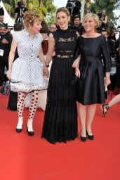 Julie Gayet – 'The Unknown Girl (La Fille Inconnue)' Premiere at 69th Cannes Film Festival 5/18/2016