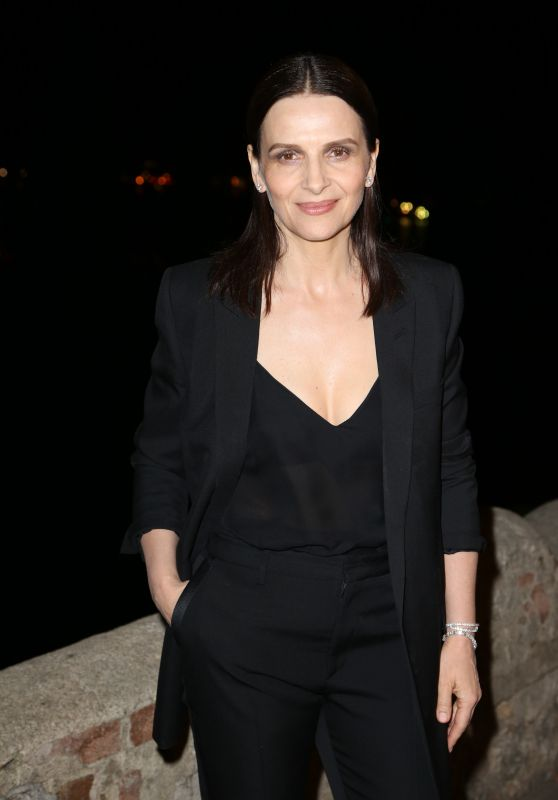 Juliette Binoche – 'Women in Motion' Reception – 69th Annual Cannes Film Festival 5/15/2016