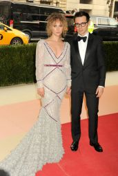 Juno Temple – 2016 Met Gala Held at the Metropolitan Museum of Art New York