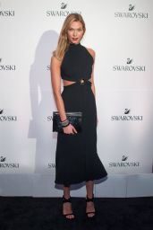 Karlie Kloss - Announcement Celebration of Karlie as the New Face of Swarovski in New York 5/24/2016