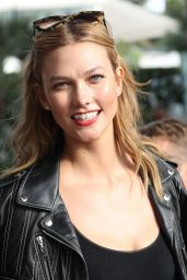 Karlie Kloss - Leaving Martinez Hotel in Cannes 5/18/2016