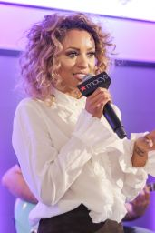 Kat Graham - iHeartRadio Concert at Macy