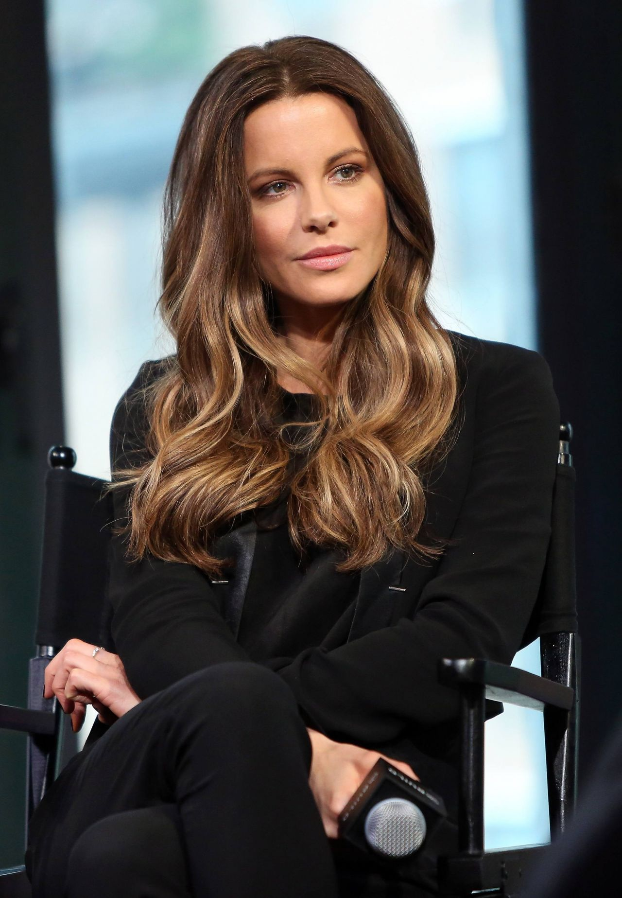 Kate Beckinsale – AOL Build Speaker Series in New York City, May ...
