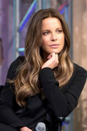Kate Beckinsale - AOL Build Speaker Series in New York City, May 2016