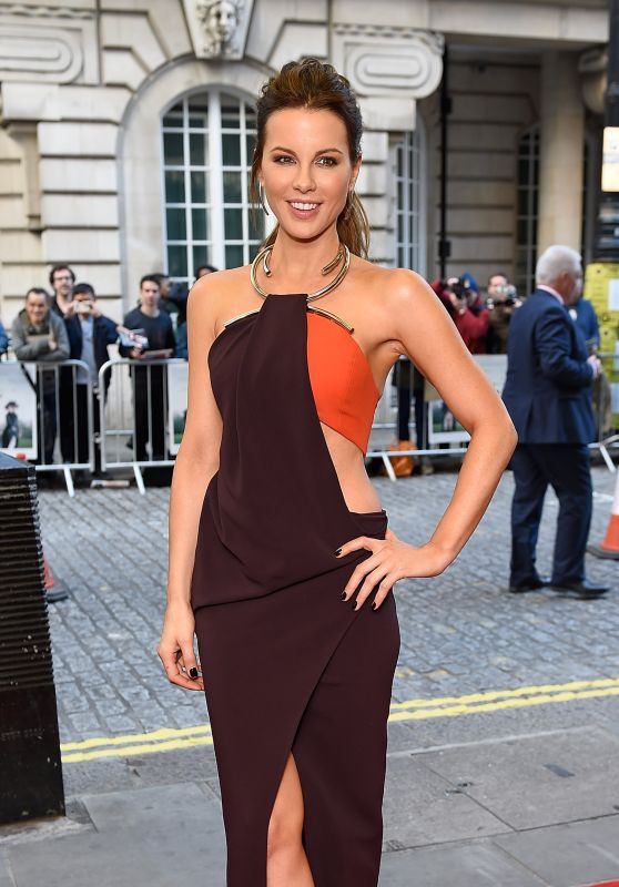 Kate Beckinsale - 'Love & Friendship' Premiere in London 5/24/2016