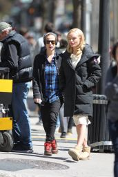 Kate Bosworth - Filming the Second Season of