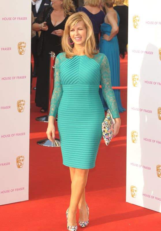 Kate Garraway – British Academy Television Awards BAFTAS 2016 in London